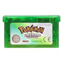 32 bit game Pokemon Emerald Version EUR Version English Language - $4.99