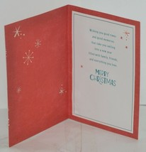 Hallmark XZH 626 1 Ornaments Snowflakes Christmas Card Package 4 image 2