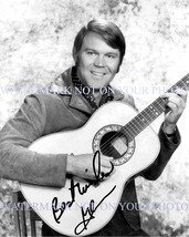 GLEN CAMPBELL SIGNED AUTOGRAPHED AUTOGRAPH 8X10 RP PHOTO RHINESTONE COWB... - $16.99