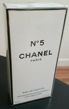 CHANEL No 5 Paris 1.7 oz Eau De Parfum Recharge Vapor Spray Refill NEW Sealed - $74.20