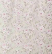 Simply Shabby Chic Duchess Blossom Twin COMFORTER Set Pink Tan  Cottage Floral image 5