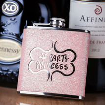 Flask Fashion Hip Stainless Steel Alcohol Bottle Portable Wine Drinkware... - €14,40 EUR+