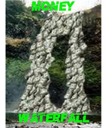Waterfall of Money, Fortune, Good Luck Spell, magic spells, haunted - $19.97