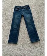 Urban pipeline youth boys max flex-denim stretch jeans, size 10, straigh... - $12.86