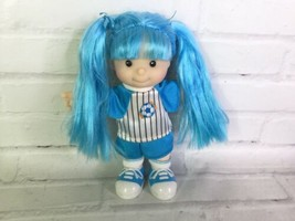 Fisher Price Color Me Cuties Belinda Bailey Blue Girl Doll Toy With Outf... - $39.59