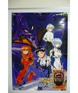2006 NEON GENESIS EVANGELION SECOND IMPACT PACHINKO GAME POSTER B1 anime... - $66.00