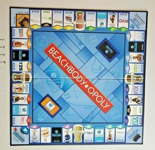 NEW BeachBody Opoly Board Game Replacement Game Board - $10.00