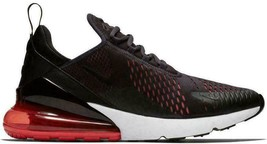 Nike Air Max 270 Olio Grigio/Habanero Rosso Uomo Misura 11 Nuovo in Scatola - $130.90
