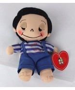Kamar Love is boy vintage 1983 plush made by hand in Taiwan 8 Inches - $22.33