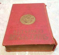 SHAKESPEARE COMPLETE WORKS ~ History, Life & Notes (1927 Hardcover Book) image 3