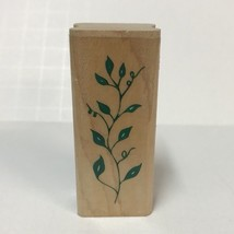 Rubber Stampede Posh Impressions Stamp Ideal Ivy Z-249-C Plant Vine Wood... - $4.94