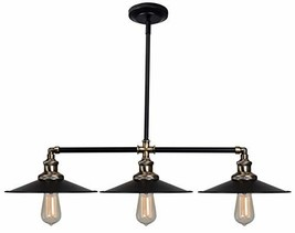 Kenroy Home Rustic 3 Light Island,5.5 Inch Height, 39 Inch Width, 10 Inch Extens - $148.36