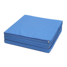 High Density Foam Folding Gym Mat Yoga Tumbling Slimming - $2.581,88 MXN