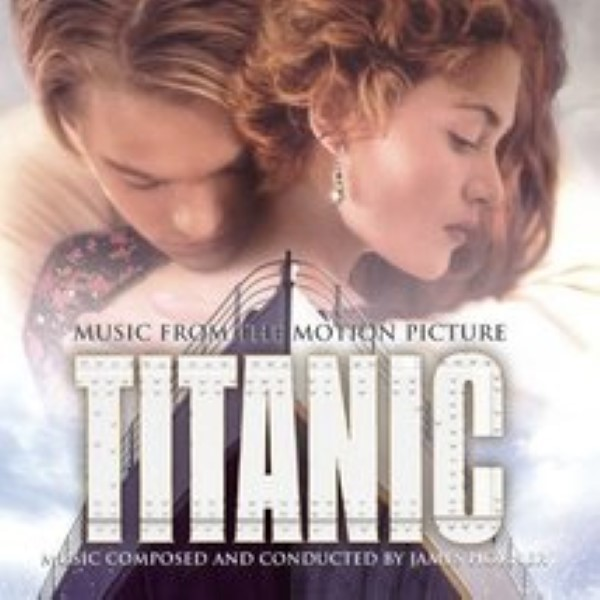 Titanic Soundtrack Motion Picture Cd