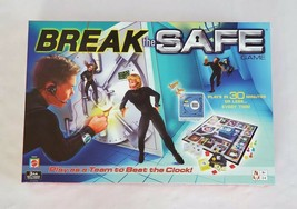 Electronic Break The Safe Board Game Beat the Clock For Parts Timer does... - $12.86