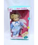 VINTAGE SEALED 1991 Lovee Baby Smiles Baby Doll - $29.69
