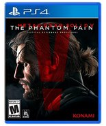 Metal Gear Solid V: The Phantom Pain - PlayStation 4 [video game] - $26.72