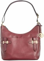 Giani Bernini Pebble Leather Hobo (Wine) - $47.50