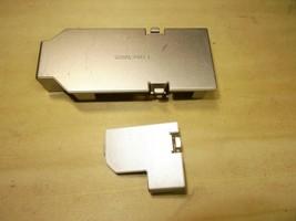 Nintendo GameCube Bottom Partial Two piece Trim Set-Silver-Just OK-READ ALL - $13.26 CAD