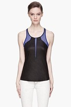 NWT HELMUT LANG VENA COMBO TOP Size M MSRP: $295.00 - $129.99