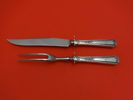 Louis XIV by Towle Sterling Silver Steak Carving Set 2pc (Knife & Fork) - $98.10