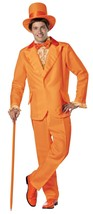 Dumb and Dumber Officially Licensed \Lloyd Orange Tux Costume/One Size - $79.15