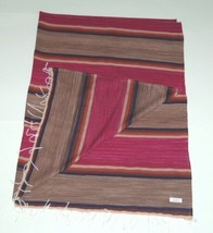 El Paso Saddle Blanket Co 6108 Southwestern Style Blanket Multi Colored Striped image 2