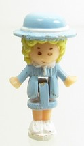 1990 Polly Pocket Vintage Doll Polly's School - Polly Bluebird Toys - $6.00