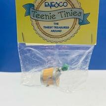 Enesco Teenie Tinies Treasure SEALED miniature figurine ornament bucket shovel 1 - $14.50