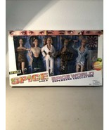1998 5 Spice Girls Spice World Superstar Collection Barbie Dolls By Galo... - $79.15