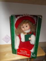 Santa's Best Undercover Kids, Caroling Girl - $24.99