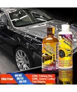 9H Liquid Glass Nano Hydrophobic Car Polish Scratches Remove Paste Coati... - $149.95