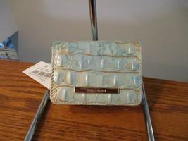 Brahmin Mini Key Wallet Key Fob Serendipity Melbourne Embossed Leather N... - $59.39