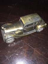 Vintage 1937 Rolls Royce Bank 1974 Banthrico Car Bank METAL Chicago USA - $9.49