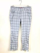 Antigua Desert Dry Women's Plaid Golf Pants Size 8 - $17.75