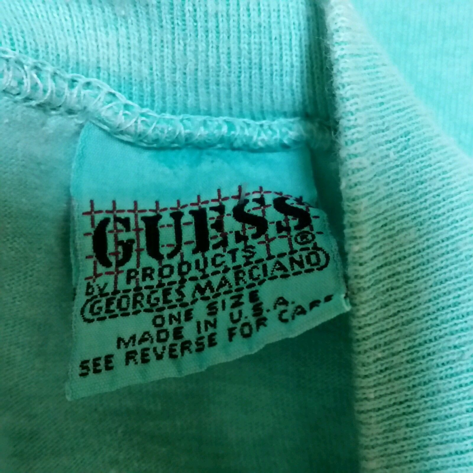 Spell Out Guess And T Shirt 50 Similar Items Jeans Usa Vtg 80's rBexoWdC