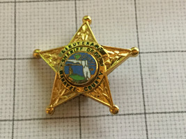 Obsolete Manatee County Florida Sheriff Department Lieutenants Badge - $175.00