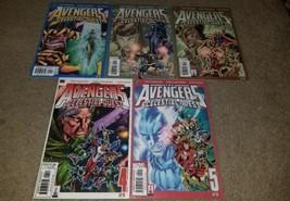 Marvel Comics Avengers Celestial Quest 1 2 3 4 5 NM of 8 Thanos Movie Ti... - $4.99