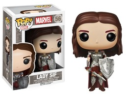 Funko POP Marvel Lady Sif #56 Vinyl Bobblehead - $17.00