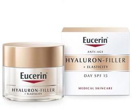 Eucerin Hyaluron Filler + Elasticity day creme SPF15 50ml - $34.65