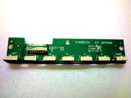 "RCA 32"" RTC328 AT0080254 XYT Keypad Control Board - $12.16"
