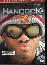 Hancock With Will Smith DVD Movie - $7.95