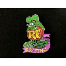 Rat Fink pins mooneyes Japan - $74.90