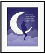 Harry Chapin CATS IN THE CRADLE Song Lyrics Print Canvas Art (MUSIC GIFT... - $19.79+