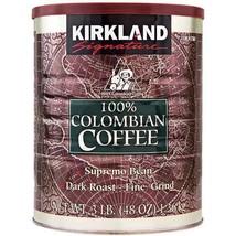 Kirkland Signature Colombian Coffee,3 lb. - $18.99