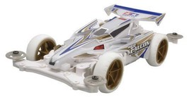 TAMIYA NEO FALCON White Special Tracking Mini 4WD 1/32 Pro Limited 94671... - $73.45