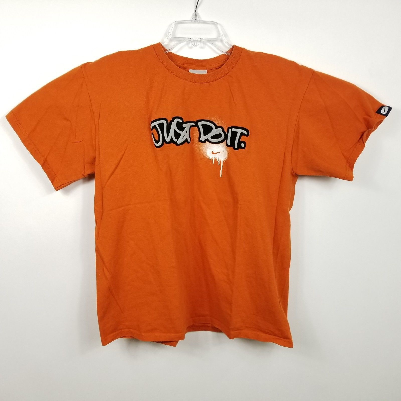 41f1ade8 Nike Mens VTG Just Do It T Shirt Sz L Large and 50 similar items. 57