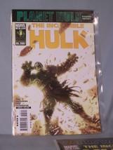 Marvel 105 PLANET HULK, The Incredible Hulk, Pak Pagulayan Huet Sotomayor - $2.53