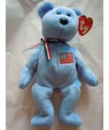 Ty Beanie Baby America Bear 2001 Red Cross - $9.99