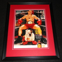 1999 Kahlua Colorado Bulldog 11x14 Framed ORIGINAL Vintage Advertisement - $32.36